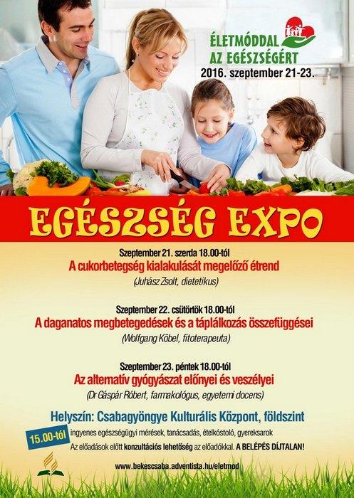 Egészség Expo 2016