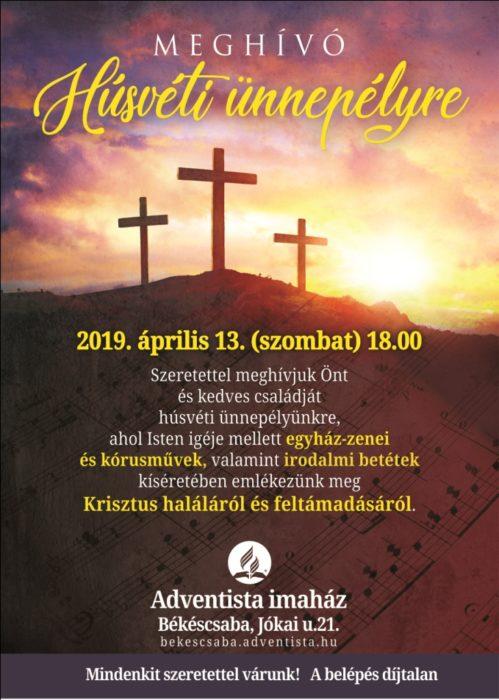 Húsvéti ünnepély