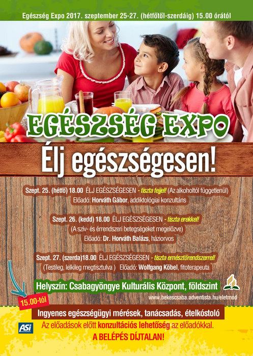 Egészség Expo 2017