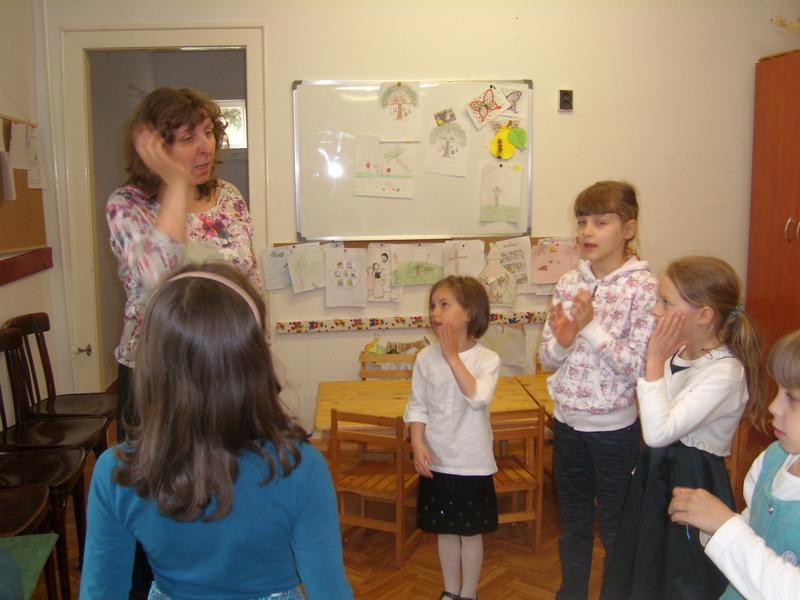 Gyermektanítás